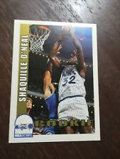 1992-93 Hoops Shaquille O'Neal RC #442