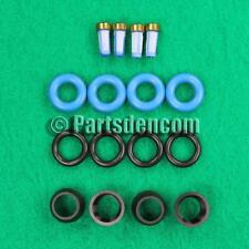 FUEL INJECTOR SERVICE KIT FITS HOLDEN RODEO RA C24SE 2.4L 4 CYL 03-06 INJECTORS