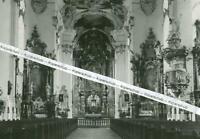 Roggenburg : Klosterkirche : Innenanischt - um 1930     W 5-18