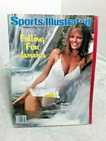 Sports Illustrated February 14 1983 Cheryl Tiegs Swimsuit Issue with post label