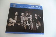 BRATSCH GYPSY MUSIC FROM THE HEART OF EUROPE CD LE RINDOVANI.