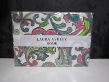 Laura Ashley Raja Paisley Queen Quilt Cover Set RRP $199