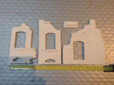 1/35th échelle militaire diorama kit 4 pcs-Uni Blanc Pour vous à peindre