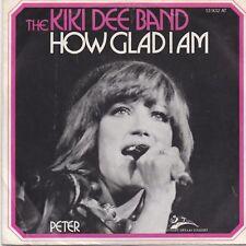 The Kiki Dee Band-How Glad I Am vinyl single