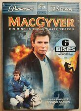 MacGyver Seasons 1-3 Sealed (Dvd) (Free Shipping)