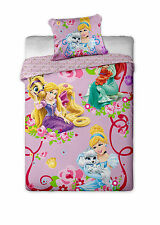 Disney Princess and Friends Single Duvet Cover Set 100% Cotton By BestTrend®