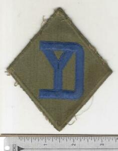 WW 2 US Army 26th Infantry Division Patch Inv# N168