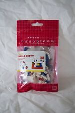 Nanoblock Hello Kitty New in Bag