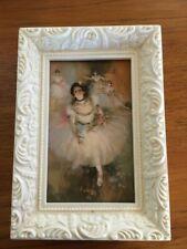 New ListingRare Vintage Avon Ballerina Picture Soaps-1978