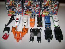 Transformers Takara Micromaster Combiner Reissue SIXLINER - MIB, C9+ NICE