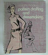 New listing Dorothy Moores Pattern Drafting and Dressmaking 1971 Spiral Bound Sewing Hc