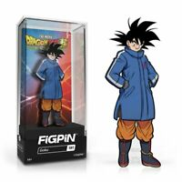 Figpin Dragon Ball Super Broly Movie Goku Collectible Pin #191 NEW IN STOCK