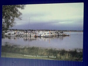 Postcard Portrunny Roscommon Athlone Ireland Irish