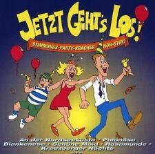 Jetzt geht's los-Stimmungs-Party-Kracher Non-Stop! Tom Dooley, Wencke Myh.. [CD]