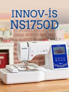 Brother Sewing Machine Innovis NS1750 D