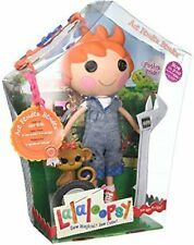 Lalaloopsy NEW Ace Fender Bender Boy Doll - Poster Included MGA Entertainment