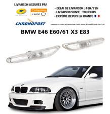 M18 X3 fume Paire de repetiteur BMW E60 E61 E46