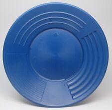 "10"" Blue GOLD PAN MARTIN Prospecting Mining Equipment Made In  SC 5 star GPAA"
