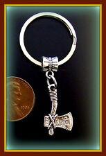 Tomahawk KEYCHAIN Jewelry - FSU NOLES Florida State Seminoles  INDIAN thme