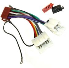 Adaptador cable enchufes ISO B8 para autoradio de NISSAN