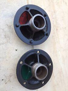 Lotus Elan +2 Plus 2 Rear Wheel Hubs Knock On Peg Drive