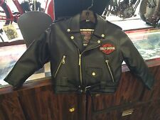 Size 6 Youth Harley Davidson Jacket