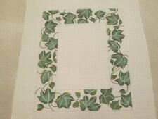 New ListingIvy Picture Frame-Associated Talents-Handpainted Needlepoint Canvas