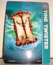 CARTE CARD FIGURINE SKYLANDERS - TIME TWISTER