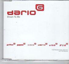 (FM740) Dario, Dream To Me - 2001 DJ CD