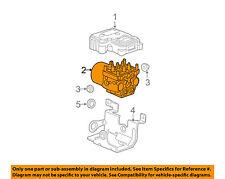 GM OEM ABS Anti-lock Brakes-Modulator Valve 15904563