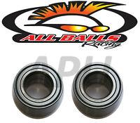 Yamaha Grizzly 350/400/450/550/660/700 All Balls Rear Wheel Bearings (2) 25-1496