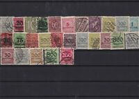 Germany Weimar Republic 1918-1933 Stamps Ref 15769