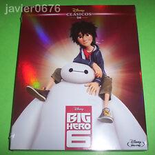 BIG HERO 6 CLASICO DISNEY NUMERO 56 - BLU-RAY NUEVO Y PRECINTADO