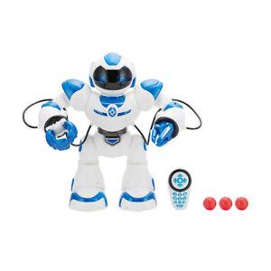 Kid Intelligent Smart Talking Robot Programmable Toy T2O RC Robot BRAND NEW F2