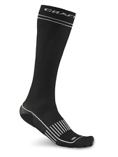 "New Pair Craft ""Body Control""Socks Medium (Men 8-9/Women 9-10.5US) Black Sweden"