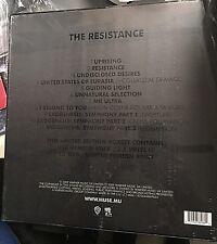 MUSE - THE RESISTANCE- BOX SET  2009 -  LTD ED UK 825646869664  - SEALED MINT