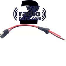 Oem Motorola Replacement M1225 Sm50 Sm120 M1225 Ls radio Power Cable (Vhf Uhf)
