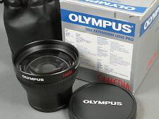 OLYMPUS TELE EXTENSION LENS PRO TCON-14B NEUWERTIG OVP MINT boxed