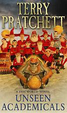 Terry Pratchet  -Unseen Academicals - A Discworld Novel - New