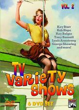 TV Variety Shows - Vol. 2- Classic TV - DVD