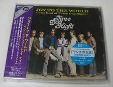 BEST OF 3 THREE DOG NIGHT JOY TO THE WORLD Japan CD sealed 22 trks UICY-1125