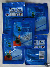 Clear No Color Crystal Bio Soil 50 Packs New Packing