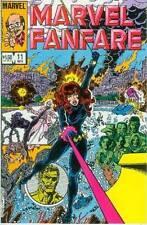 Marvel Fanfare # 11: Black Widow (George Perez) (Estados Unidos, 1983)