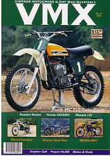 VMX Vintage MX & Dirt Bike AHRMA Magazine - Issue # 14