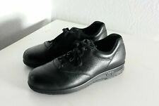 SAS B7918315 Tripad Comfort Black Women's Orthopedic Shoes Sz 10 N #208