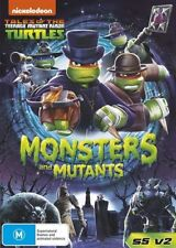 Tales of the Teenage Mutant Ninja Turtles Monsters and Mutants Season 5 Volume 2