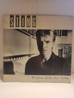 STING  The Dream of the Blue Turtles  LP Vinyl Release 1985