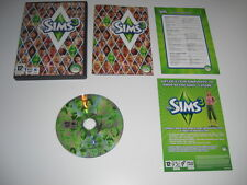 THE SIMS 3 PC DVD / Apple MAC base game Simms3 Sims3 SIMMS UK Release FAST POST