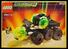 Vintage Lego 6933 Blacktron II Space Spectral Starguider Complete CIB Rare! 2