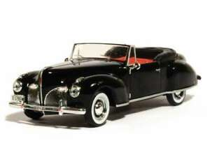 Lincoln Continental Cabriolet 1939 - whitebox 1/43